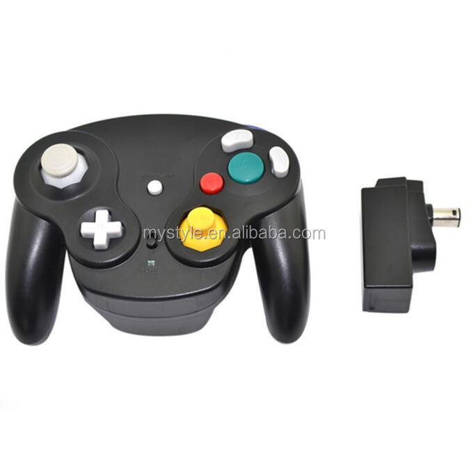 2.4G Classic wireless Gamepad Controller for Nintendo Gamecube GC NGC Wii Console
