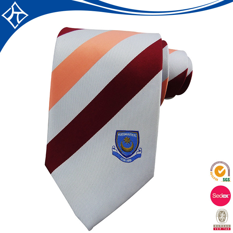 chinese original storage plain student necktie