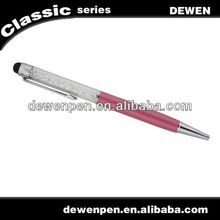 Metal pens new year gifts office ballpoint touchpen