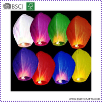 Best Quality Handmade Hot Air Balloon Sky Lanterns With Competitive Price