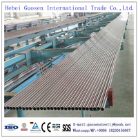 304/316 seamless steel pipe polish stainless steel seamless pipes cold drawn stainless steel pipe