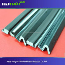 China factory dust-proof rubber seal strip for glass door and window