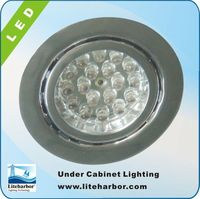 Modern Series LED Under Cabinet Light under magnetic cabinet light