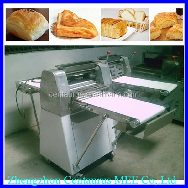 New design factory price arabic pita dough sheeter with high efficient
