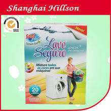 3 packs of dye catcher Colour Catcher (36 sheets) By Shanghai Hillson
