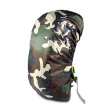 New Arrival Product 60L Camouflage Waterproof Bag Cover for Travel