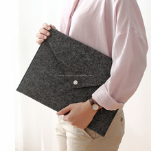 Felt & PU Leather Sleeve Case Pouch Bag For iPad 2/3/4 AIR/AIR2
