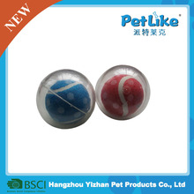 Colorful Round pet product, dog tennis ball toy,dog toy ball