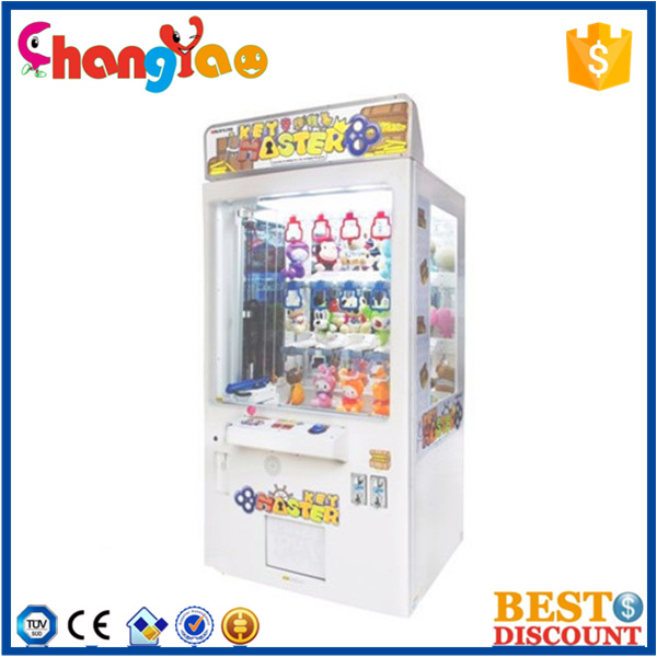 2016 Hottest Key Master Arcade Game Machines for Sale