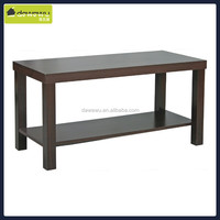 Home furniture wood opium coffee table