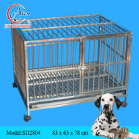 factory supply steel commercial dog cage