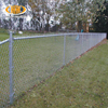 China professional factory vinyl chain link fence, plastic chain link fence