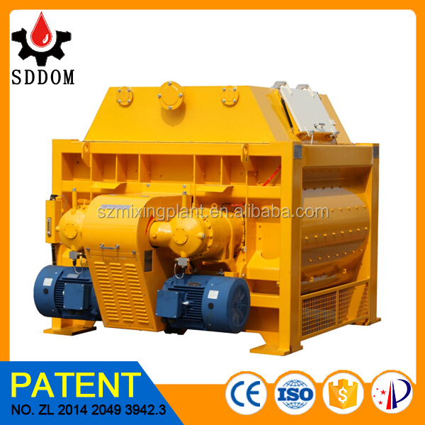 self loading concrete mixture machine, concrete mixer, skip mixer manufacturer