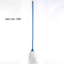 HQ508 excellent home wet cotton string mop easy life mop