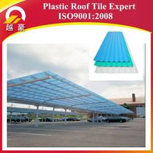 Competitive pric fire resistancee price of corrugated pvc roof sheet