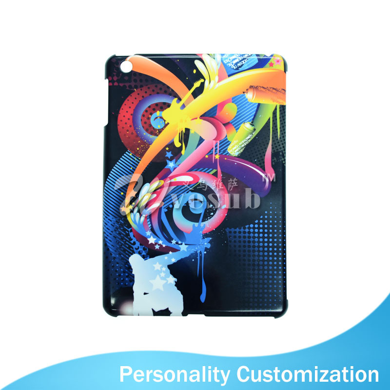 New 3D Sublimation Case for Mini iPad