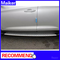 High quality Running Board for Hyundai Tucson 15+ Side step bar car accessories from Maiker