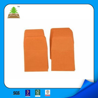 Color Paper Coin Envelopes 2x2 Inches