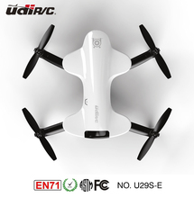 2018 optical flow foldable drone quadcopter U29S-E portable travel case