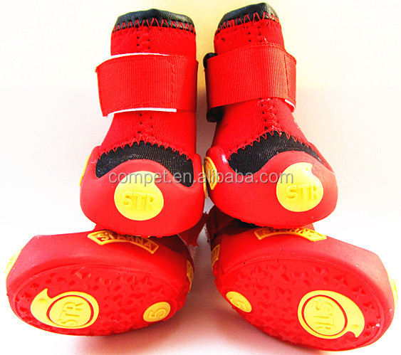 Wholesale New Neoprene Second Generation Pet Dog Shoes for Fall & Winter