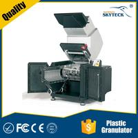 low price plastic crusher with extra suction blower and cyclone silo made in China