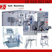 KEDI CE passed pet food granular bag-given Packing machine unit