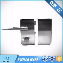 import cheap goods from china Top10 Best Selling glass stainless steel panel door lock
