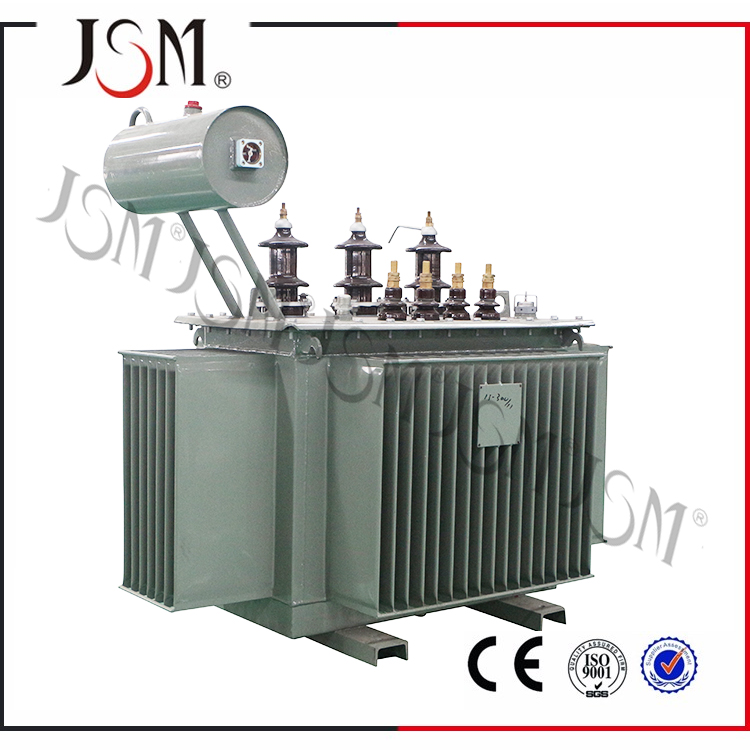 three-phase oil-immersed distributing two coil 500KVA oil immersed distribution power transformer price