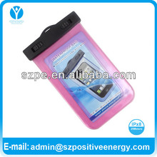 Waterproof Pouch Dry Bag Case Cover for Samsung Galaxy SIII S3 Note 2 II N7100 Black