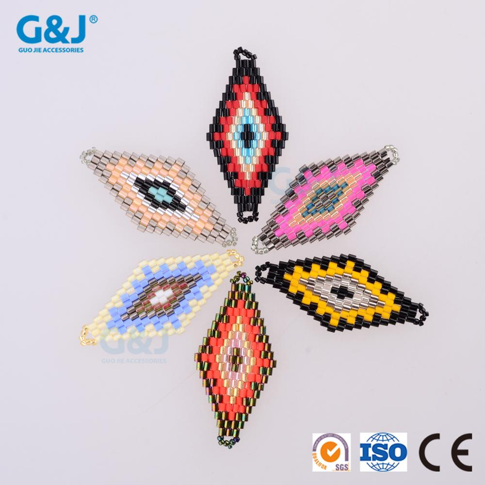 guojie brand Hot Selling Luxury Japna Crystal Beads for Wholesale stone beads for jewelry making