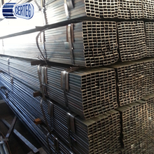Different Types of Mild Square Rectangular Carbon Steel Pipe sizes