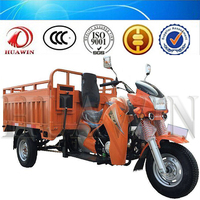 New Designed Three Wheel Motorcycle Top Sale Cargo Electric Tricycle Popular Trike made in China for Sell