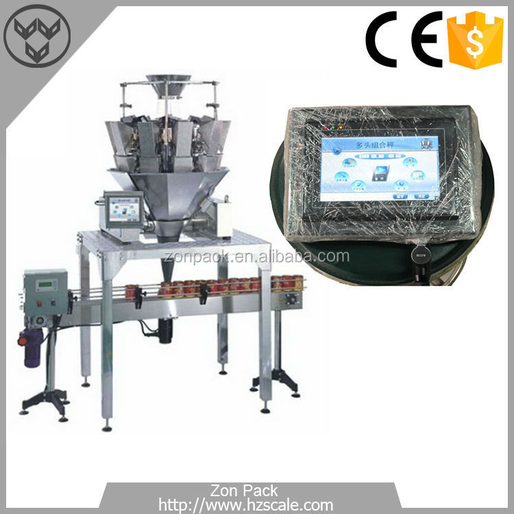 Good Reputation Factory Price Automatic Dry Goods Packaging Machine
