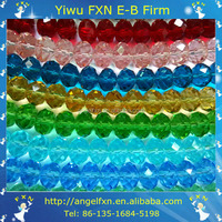 3mm 4mm 6mm 8mm 10mm china wholesale glass crystal rondelle beads