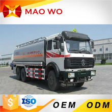 Manufucturer 5000 to 30000 liters capacity used fuel tanker truck price