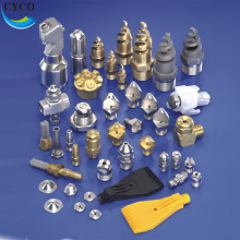 Stainless Steel Low Pressure Water Jet Spray Nozzle,Industrial Threaded Spray Nozzle,Water Spray Bar Nozzle