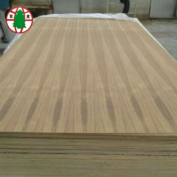 4mm Teak Wood Veneer Plywood