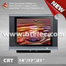CRT television parts new 17 inch normal flat crt color tv