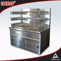 Stainless Steel Commercial Charcoal Chicken Rotisserie/Chicken Rotisserie For Sale