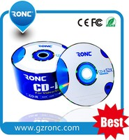 Guangzhou RONC 700MB Grade A Virgin Material Cheap Price Blank CDs Wholesale