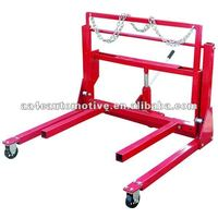 Tire Wheel dolly with wheel