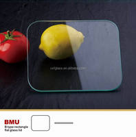 2012 High Quality glass panel for induction cooker