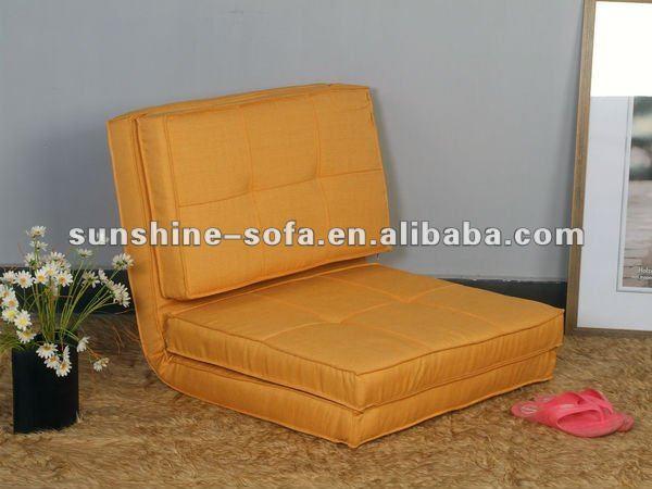 One seat linen child floor sofa bed buy floor sofa bed for Buy floor sofa