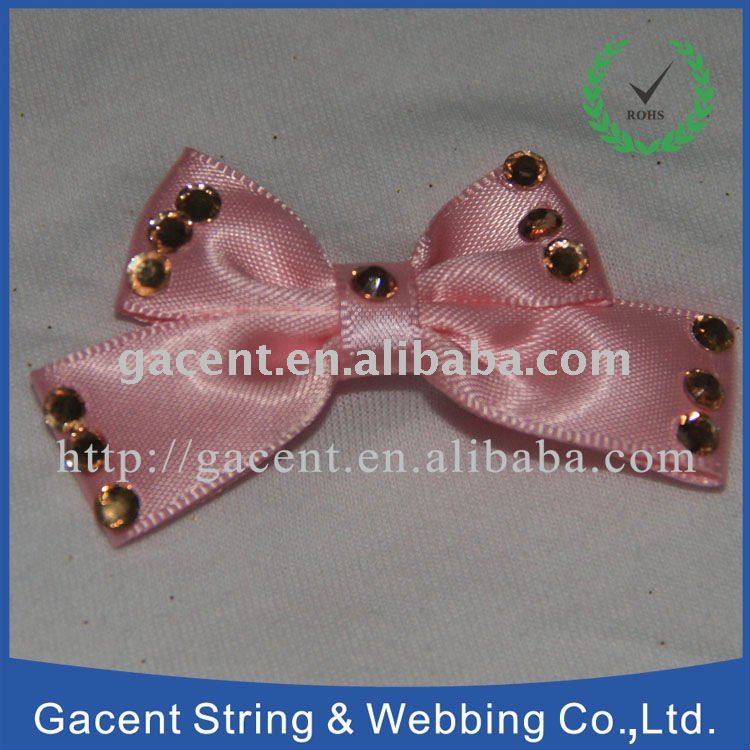 elegant kids hair ribbon bows