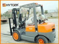 hot sell 2.5TCushion Tire Gasoline /LPG Forklift truck