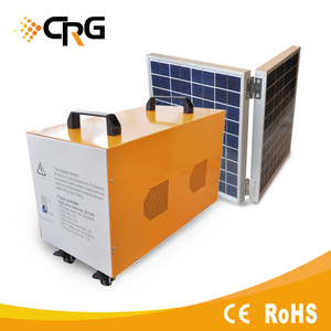 800W High Frequency DC AC Inverter for Emergency Solar Generator