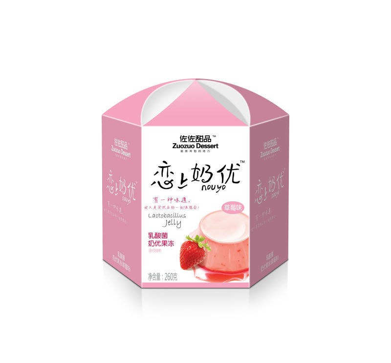 260g Lactobacillus Cup Fruit aiyu seed jelly
