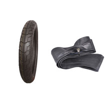 High performance cheap price 90/90-18 motorcycle tire and tube