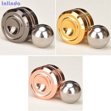 2017 New Fidget Toy MAGNETIC ORBITER Hand Spinner Metal Finger Stress Spinner the Orbiter Metal Magnetic and Spinner Combined