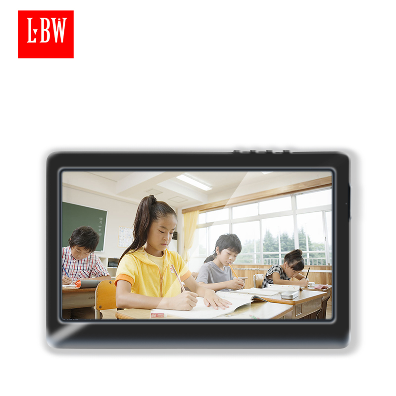 LBW learning machine MP5 students learn English listening to music <strong>MP3</strong> 4.3 inch high-definition large display MP4 touch screen